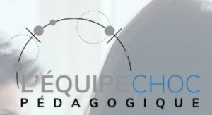 Site Web de l'Équipe-Choc Pédagogique.