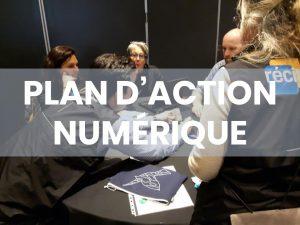 Plan d'action numérique