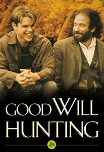 Image du film Good Will Hunting. Lien vers la bande-annonce en français.
