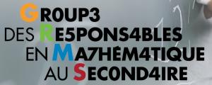 Image du site Web GRMS (Groupe des Responsables en Mathématique au Secondaire)