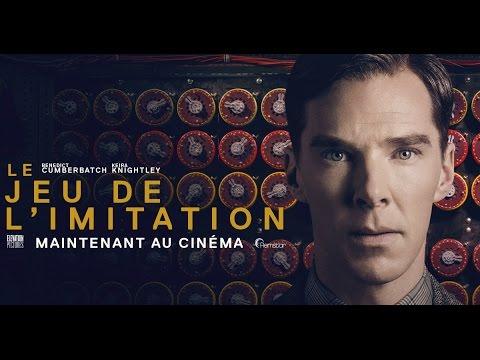 Film Le Jeu de l'imitation. Bande annonce (VF)